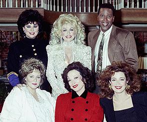 Dolly Parton, Jean Smart, Dixie Carter, Annie Potts