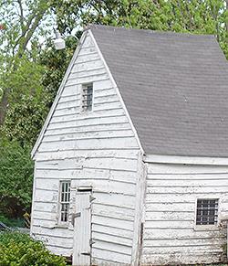 High Street Slave Cabin