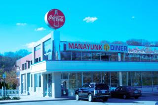 Manayunk Diner 2015