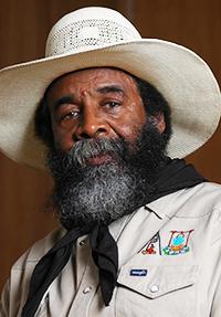 Ellis 'Mountain Man' Harris
