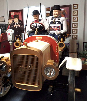 The Laurel and Hardy Museum
