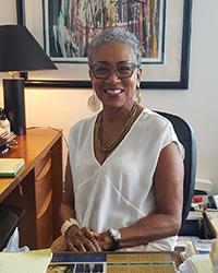 Gaynelle Henderson, owner of Henderson Tours.
