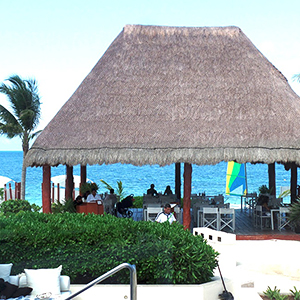 Beloved beach bar