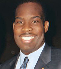 Councilman Derek S. Green
