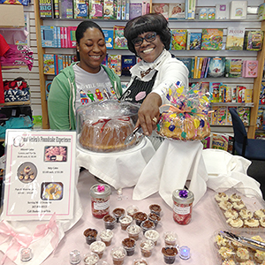 Photo courtesy of Aunt Verlea's Pound Cake Experience