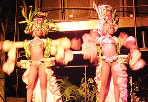Dancers at Tropicana Club