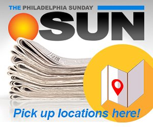 Philadelphia Sunday SUN distribution sites