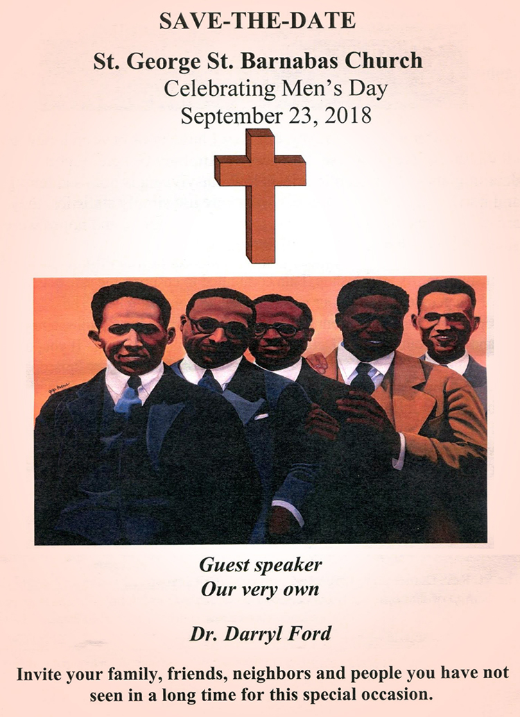 Mens Day Celebration - The Philadelphia Sunday Sun