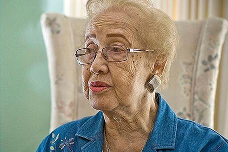Katherine Johnson, NASA Mathematician Who Inspired Movie 'Hidden Figures,' Dies At 101