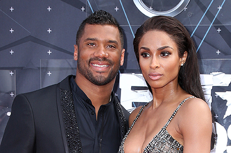 Russell Wilson Wife Ciara Welcome Baby Boy The Philadelphia Sunday Sun